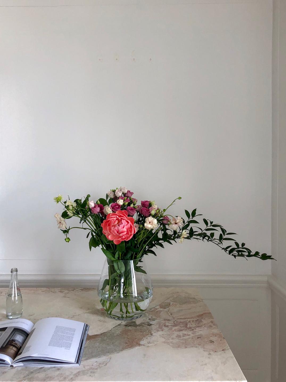 Blommor till dörren Stockholm