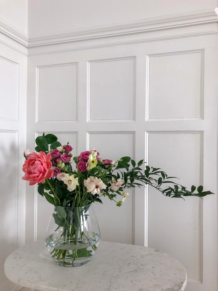 Blommor till din dörr Stockholm